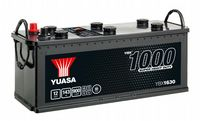 Yuasa YBX1630 12v 143Ah 900A Super Heavy Duty Battery (630HD)